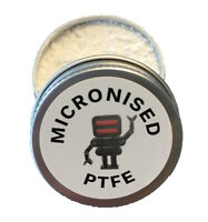 10ml (8 to 10gr) 3 micron Hagen Automation Micronised PTFE - powdered lubricant
