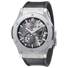 Hublot Classic Fusion Ultra-Thin Skeleton Mens Watch 515.NX.0170.LR