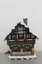 448-400h0003 Hubrig Winterkinder Winterhaus Balkon