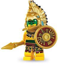 Lego minifig series 7 Aztec Warrior inca castle soldier