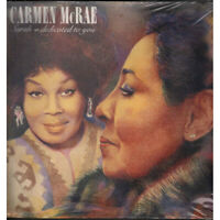 Carmen Mcrae  LP Vinilo Sarah, Dedicated To You / Novus – PL90546 Sellado