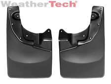 WeatherTech No-Drill MudFlaps for Toyota Tacoma 4x4 with FF- 2005-2015 - Front