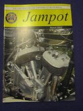 JAMPOT - AJS & MATCHLESS - March 2002 #596
