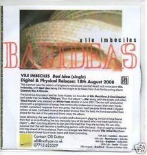 (444O) Vile Imbeciles, Bad Idea - DJ CD