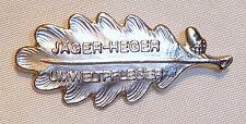 """Abzeichen """"Jäger-Heger Umweltpfleger"""" in Silber - Jagd"""