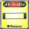 Phonocar 3/271 Mascherina Autoradio Cornice Seat Leon Adattatore Cornice Radio