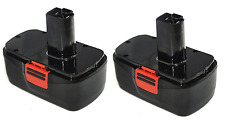 2X 3000mAh Replacement DieHard Battery for Craftsman C3 19.2V Cordless Drill US