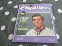 """CD-LIVRE """"SALUT LES COPAINS 1963"""" Frank ALAMO, Johnny HALLYDAY, Sylvie VARTAN"""