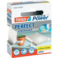 Nastro Telato TESA Extra Power Perfect 2,75mt X19mm Adesivo Extraforte bricolage