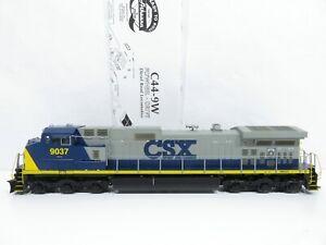 Athearn / Genesis H0 Diesellok C44-9W CSX #9037 DCC & SOUND