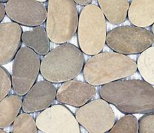 60 Mosaikfliesen K 557 Kieselstein Mosaik   Fliesen Outlet Herne NRW