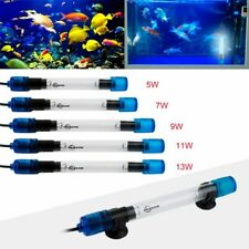 Uv Aquarium Sterilizer Fish Tank Submersible Ultraviolet Light Clean Water Algae