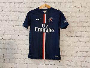 Football shirt soccer FC Paris Saint-Germain PSG Home 2014/2015 Nike Jersey Kids