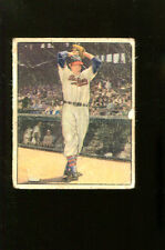 1950 Bowman Bob Feller Card #6 Indians Good 17310