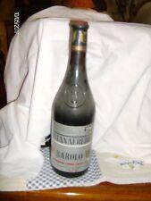 vino barolo FONTANAFREDDA anno  1969