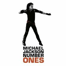 MICHAEL JACKSON - Number Ones CD *NEW* Very Best, Greatest Hits (4 covers)