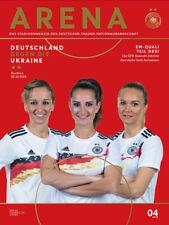 05.10.2019 Deutschland - Ukraine, EM-Qualifikation, DFB-Arena 04/2019 Aachen