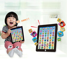 New Y-Pad Educational Tablet for Kids Toddlers Computer Learning Toy Children