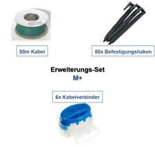 Ampliación set M + Husqvarna automower 3 ** g3 ganchos de cable conector kit de paquete