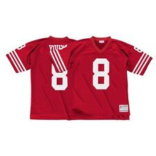 Steve Young 1990 San Francisco 49ers Mitchell   Ness Home Red Jersey Men s  2xl f90790bb8