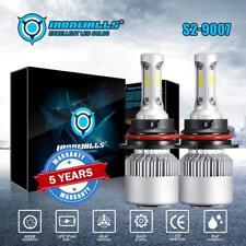 2 x 9007 Hb5 Cob Led Headlight 6000K 300000Lm Bulbs for Low & High Beam 2000W Us(Fits: Neon)