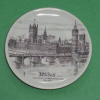 "London Coin Plate 4"" in Diameter"
