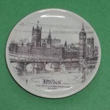 "London Coin Plate 4"" in Diameter"
