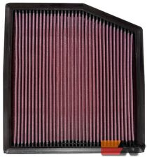 K&N Replacement Air Filter For BMW 135i/335i 3.0L-L6 2011 33-2458