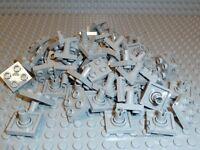 LEGO® 40 Platten 2x2 neuhellgrau m. Pin 2476 für Star Wars Technik NEUWARE R629