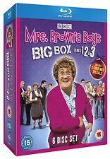 MRS BROWN'S BOYS SEASON 1-3 + CHRISTMAS SPECIALS BLU-RAY 6 DISC BOX SET RB NEW