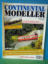 CONTINENTAL MODELLER OCTOBER 2009 > CHAUDES-AIGUES ~ SNCF FRENCH N # SEE PIC