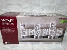 Home Decorators Collection York Collection 23-Watt Crystal Integrated Led . B3