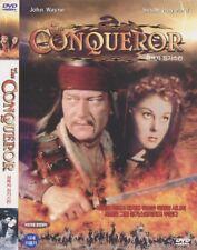 The Conqueror (1956) John Wayne / Susan Hayward DVD NEW *FAST SHIPPING*