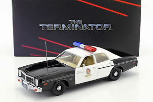Dodge Monaco Metropolitan Police Baujahr 1977 Film Terminator (1984) mit T-800 F