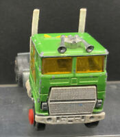 Majorette FORD Tractor Unit ONLY 1:60 Unboxed Play Worn For restoration or parts