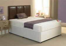 New SuperKingsize 6FT Milan Orthopaedic Sprung Divan Bed +2 Drawers Sale Now On