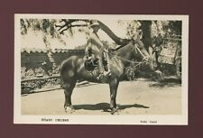 Spain HUASO CHILENO Chile Cowboy Unposted c1920/50s? RP PPC