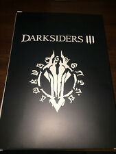THQ Nordic Darksiders III 3 Video Game Collector's Edition with DLC PS4