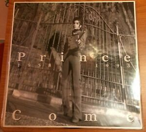 Prince - Come - LP (vinyl) - SAMPLE [EX-]