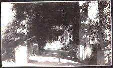 VINTAGE PHOTOGRAPH 1929-35 MISSION SAN FERNANDO LOS ANGELES CALIFORNIA OLD PHOTO