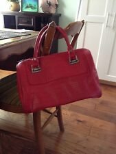 Red Express Hand Bag