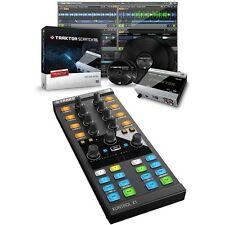 Native Instruments Traktor Kontrol X1 Mk2 & Scratch A6 DVS Digital DJ Package