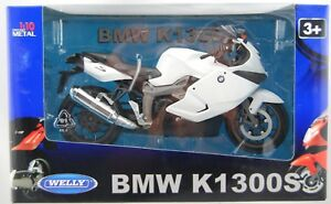 WELLY BMW K1300S 1:10 DIE CAST METAL NEW IN BOX LICENSED
