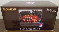 Bachmann HO Hot Dog Stand - Roadside U.S.A Building 35206