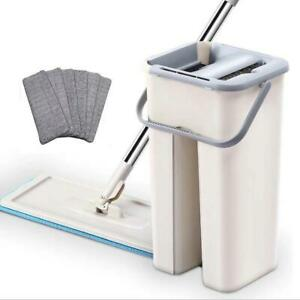 4 in 1 Multi-functional Hands-free Self-Washing Mop
