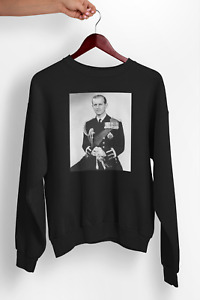 Prince Philip Shirt | Duke of Edinburgh Sweatshirt