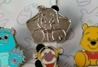 Big Feet 2018 Hidden Mickey Series Set Choose a Disney Pin