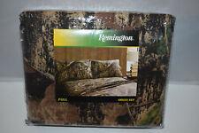 Remington Camouflage Full Bed Sheet Set - New