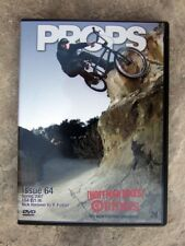 Props Issue 64 BMX Bicycle - 1 DVD Videos