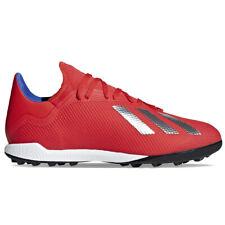 Scarpe adidas x Tango 18.3 Turf Taglia 43 1/3 Bb9399 Rosso